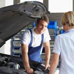 bac pro maintenance véhicules option Voitures particulières