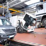 BTS maintenance véhicules option Véhicules de transport routier