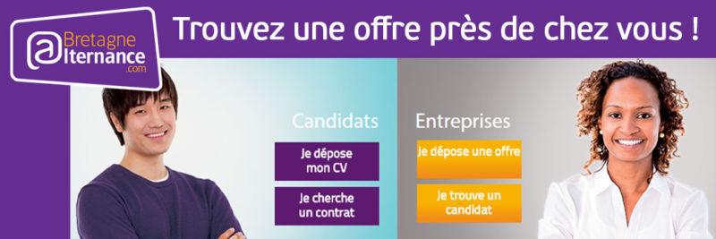 Jeunes, entreprises : rencontrez-vous grâce à Bretagne Alternance !