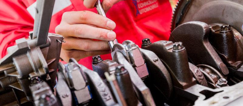 La filière Mécanique : Maintenance des Véhicules, Carrosserie